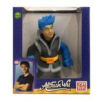 Boneco Atchiin Wu 3059 - ZR Toys -