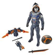 Boneco avengers blast gear c/ acessórios - hasbro e9671 -