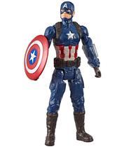Boneco Avengers Capitão América E3919-Hasbro -