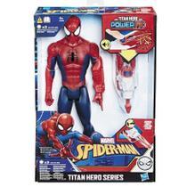 Boneco Avengers Homem-Aranha Titan Hero Power Fx - E3552 - Hasbro -