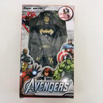 Boneco avengers marvel super warrior - Lojas Do Banana