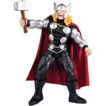 Boneco Avengers Premium Gigante Thor 50 Cm Mimo Marvel -