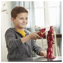 Boneco Avengers - Titan Hero Blast - Gear - Homem de Ferro - Hasbro -