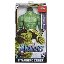 Boneco Avengers Titan Hero Blast Gear Hulk Deluxe Hasbro -