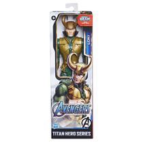 Boneco Avengers Titan Hero Gear Loki - E7874 - Hasbro -