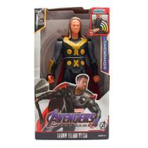 Boneco Avengers Vingadores - Thor - Articulado - 30 cm - Outras