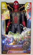 Boneco Avengers Vingadores Titan Homem Aranha Spider-Man -