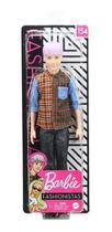 Boneco Barbie Ken Fashionista 154 K-Pop 30cm - Mattel DWK44 -