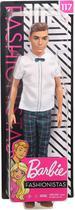 Boneco - Barbie - Ken Fashionista - Moreno - 117 MATTEL -