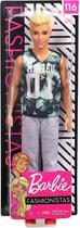 Boneco - Barbie - Ken Fashionistas - Loiro - 116 MATTEL -