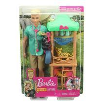 Boneco barbie Mattel Playset Ken -