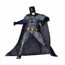 Boneco Batman 45cm Premium Liga Da Justiça Mimo 921 -