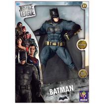 Boneco Batman Premium - Liga da Justiça da Mimo Brinquedos Ref 921 -