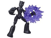 Boneco Black Panther Marvel Avengers - Bend and Flex Hasbro