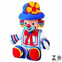 Boneco Brinquedo com 43 cm Canta Patati Musical 7026 Multibrink -