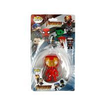 Boneco Brinquedo Homem De Ferro Marvel Funko Pop (4774) - Cartelado