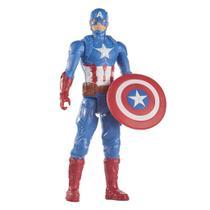 Boneco Capitão América Avengers Blast Gear Hasbro - Mimo Toys