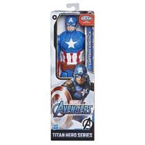 Boneco Capitão América Avengers - Hasbro E7877 -