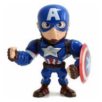 Boneco Capitão América: Guerra Civil M45 - Metals Die Cast - Outros