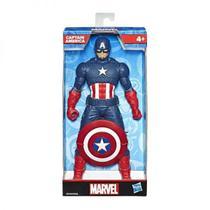 Boneco Capitão América - Marvel Hasbro - 25cm -