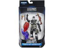 Boneco Capitão America: Mercenaries of Mayhem - Marvel Legends Hasbro