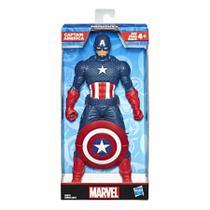 Boneco Capitão América OLYMPUS Avengers  Hasbro -
