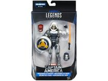 Boneco Captain America: Marvel Legends  - Mercenaries of Mayhem Hasbro