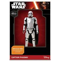 Boneco Captain Phasma - Star Wars Premium - 40cm - Disney - Mimo -
