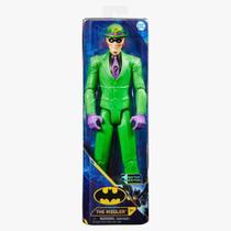 Boneco Charada Riddler Vilão Batman Dc Comics 30 Cm Sunny -