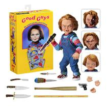 Boneco Chucky Ultimate - Brinquedo Assassino - Neca -