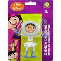 Boneco Colecionável - 07 cm - O Show da Luna - Luna Astronauta - DTC -