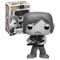 Boneco Colecionável Funko POP! TV: Walking Dead - Daryl - BW