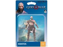 Boneco Colecionável God of War Kratos 10,5cm - Totaku