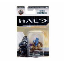 Boneco Colecionável Grunt Minior Ms11 Nano Metalfigs Halo - Dtc