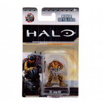 Boneco Colecionável Jorge-Q52 Ms7 Nano Metalfigs Halo Dtc -