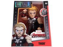 Boneco Colecionável Marvel - Metals Die Cast - Thor - Avengers Age of Ultron 10cm DTC
