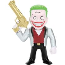 Boneco Colecionável Metals The Joker Boss M422 6 Cm Dtc