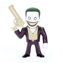 Boneco Colecionável Metals The Joker Boss M428 6 Cm Dtc -