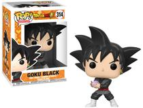 Boneco Colecionável Pop Dragon Ball Super - Goku Black 10,5cm Funko