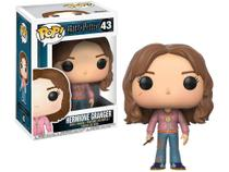 Boneco Colecionável Pop Harry Potter - Hermione Granger 10,5cm Funko -