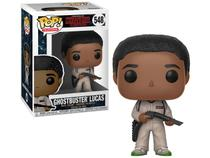 Boneco Colecionável Pop Vinyl Stranger Things - Lucas Ghostbusters Funko