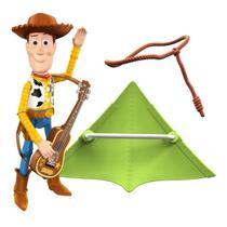 Boneco Com Acessório Do Filme Toy Story Woody - Mattel
