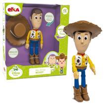 Boneco Com Frases Meu Amigo Woody Toy Story - Elka