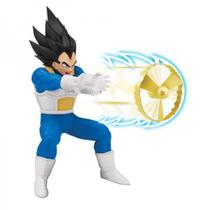 Boneco com Lançador - Dragon Ball Super - Vegeta Super Sayajin - Bandai