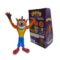 Boneco Crash Grande - Super Size Figure Collection