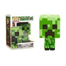 Boneco Creeper 320 Minecraft - Funko Pop -