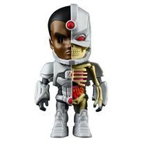 Boneco Cyborg Liga da Justiça Dc Comics XxRay Mighty Jaxx -