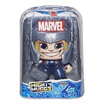 Boneco de Ação - Mighty Muggs - Thor - 15 cm - Vingadores - Hasbro -
