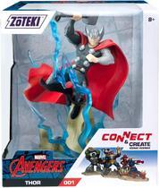 Boneco de Ação Zoteki Marvel Avengers Thor 2330 Sunny -