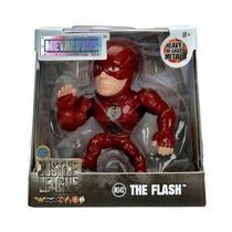 Boneco de Metal Liga da Justiça - Flash 6cm 4735/M542 - Dtc -